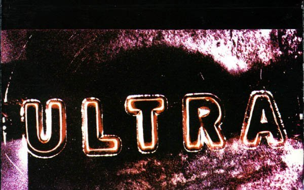 """""""Ultra"""" – Depeche Mode"""