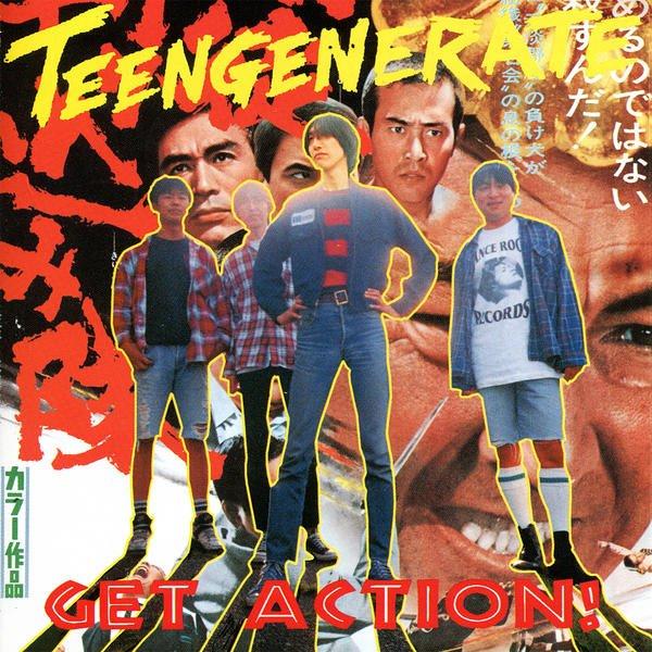 """""""Get Action!"""" – Teengenerate"""