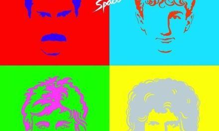 """""""Hot Space"""" – Queen"""