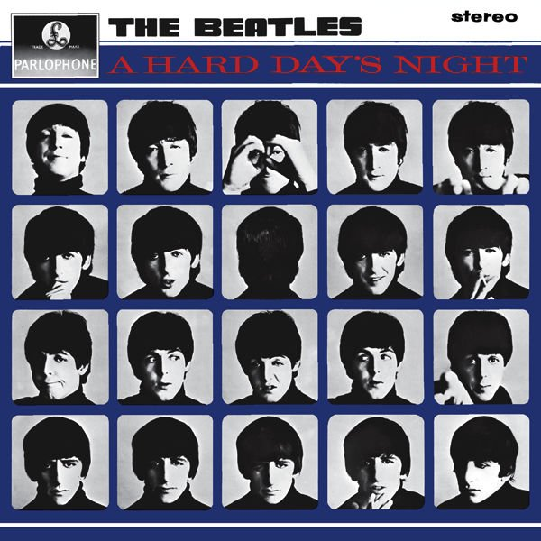 """A Hard Day's Night"" – The Beatles"