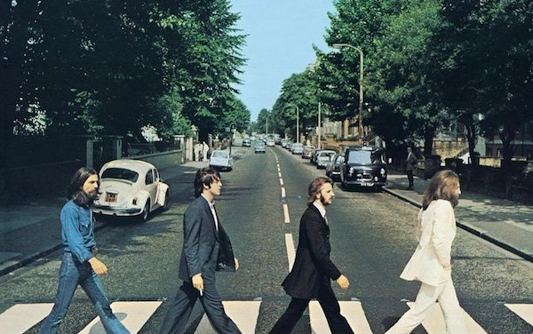 """Abbey Road"" – The Beatles"