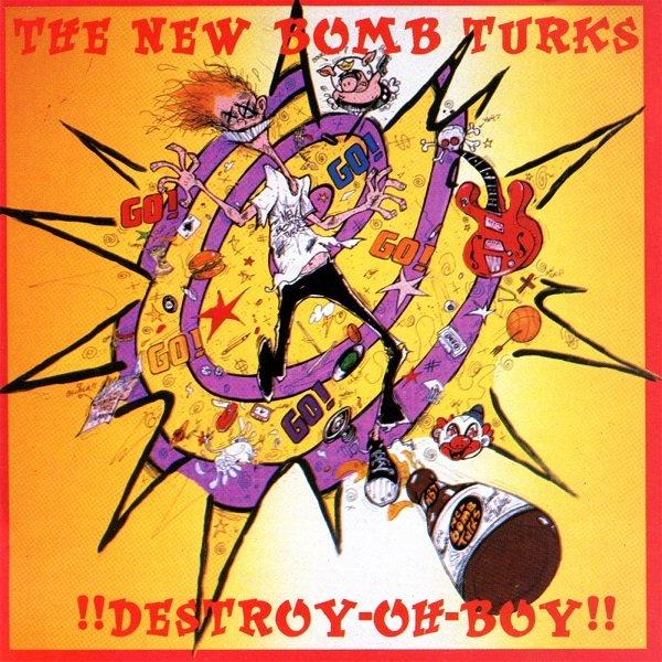 !!Destroy-Oh-Boy!!: l'allegra bomba del punk anni novanta