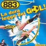 """""""La Dura Legge del Gol"""", 883: la figurina di Max Pezzali"""