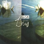 Il fiore di loto nella copertina di Elisa