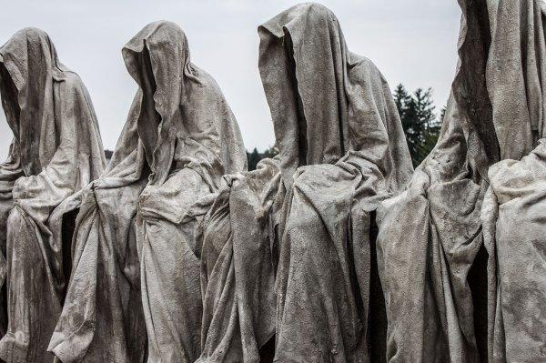 Guardians Of Time Sculptor Manfred Kielnhofer Fine
