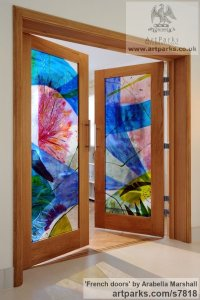 Stained and Decorative Glass Panels - Sculptures for sale ...