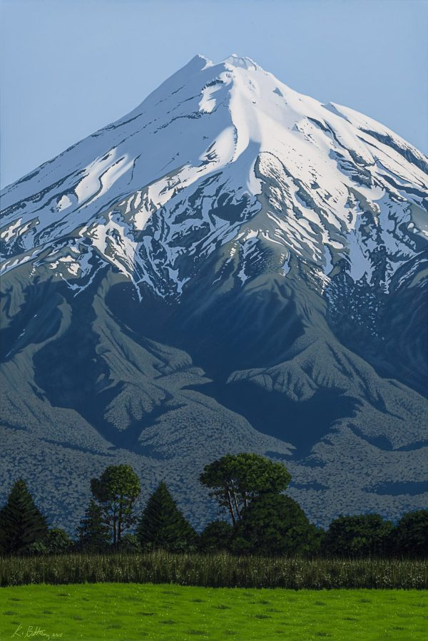 Capturing Beauty Of Taranaki Landscapes In Oils - Art