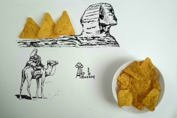 Draw Interactive Illustrations Everyday Objects