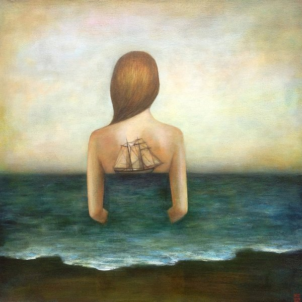 Philosophical Paintings In Acrylic Duy Huynh - Art People