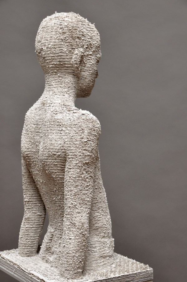 Wood Sculpture Bruno Walpoth - Art People