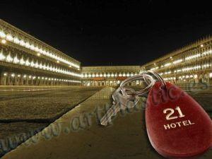 llavero hoteleria