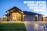 Outdoor Lighting Services Offer Security and Ambiance