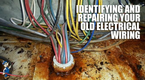 small resolution of old electrical wiring