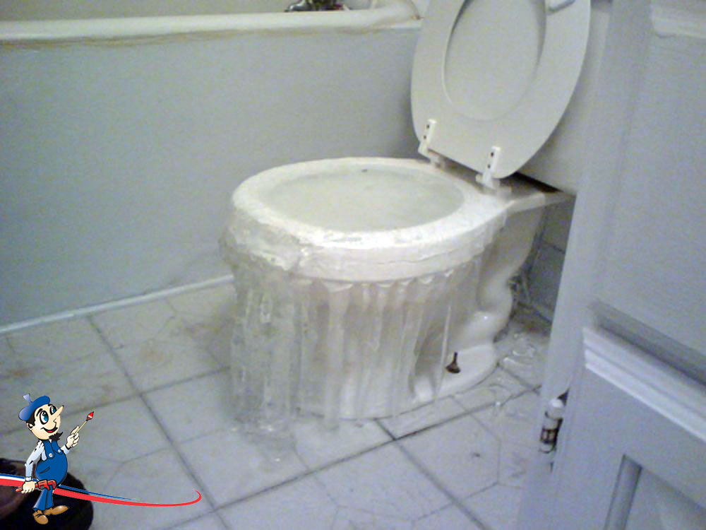 Why Am I Dealing with an Overflowing Toilet Help