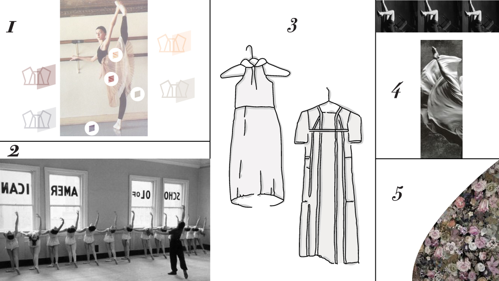 Visual Guidance Mister Wright Dress Brand Design