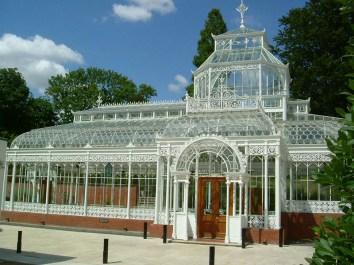 Horniman Conservatory. Image courtesy Horniman Museum and Gardens