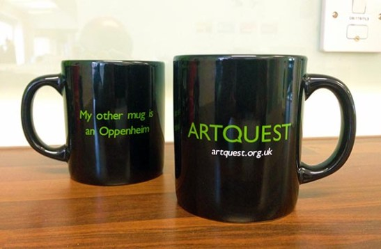 Outpost mugs