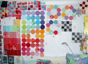 Design Wall -Friday