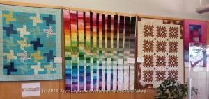 BAMQG Library Quilt Show 2014