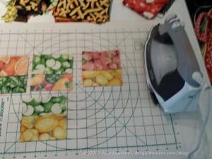 Oliso ironing surface