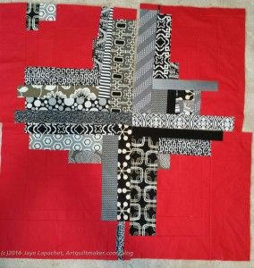Improv 'A' blocks