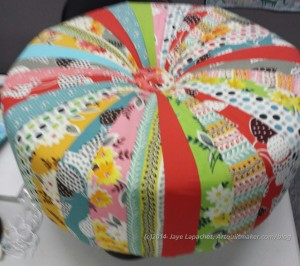 Completed Tuffet
