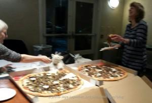 The Giant Pizzas