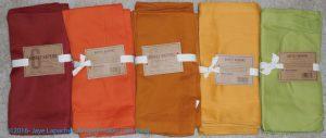 World Market napkins