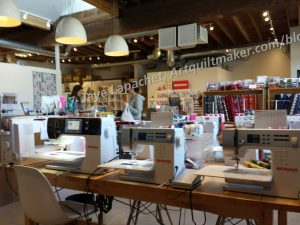 Modern Domestic: Bernina machines