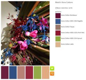 ColorPlay: DeYoung Flowers n.1