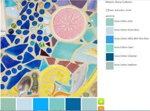 ColorPlay n-5 - Mosaics/Tile