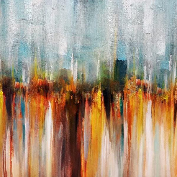 Artist Feature Brian Coffey Abstract Art - Artrage