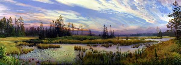 nature landscape paintings