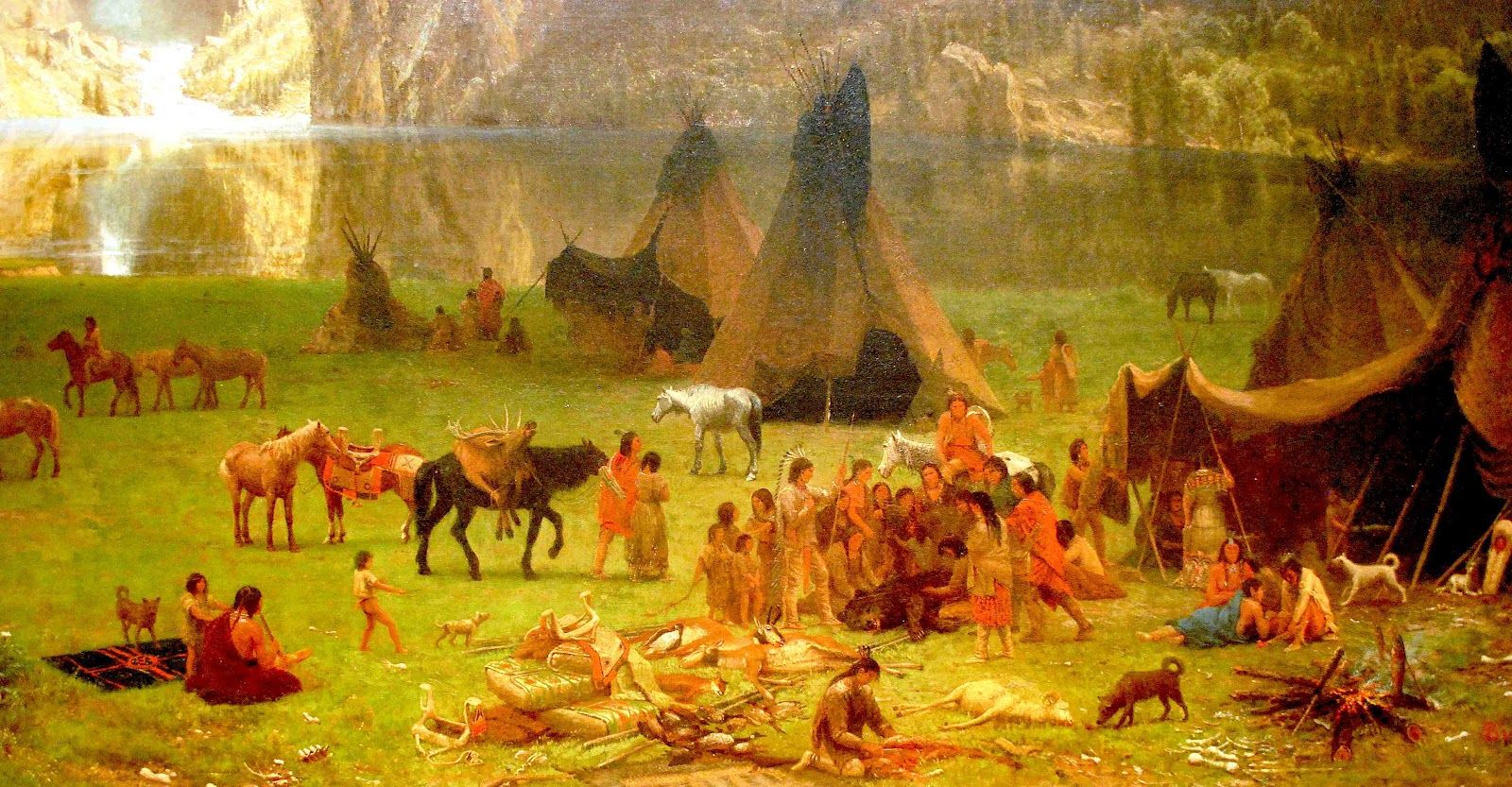 Manifest Destiny Paintings