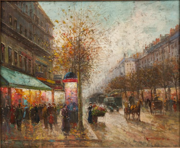 Famous French Impressionist Paintings