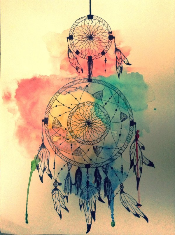 Dream Catcher Paintings