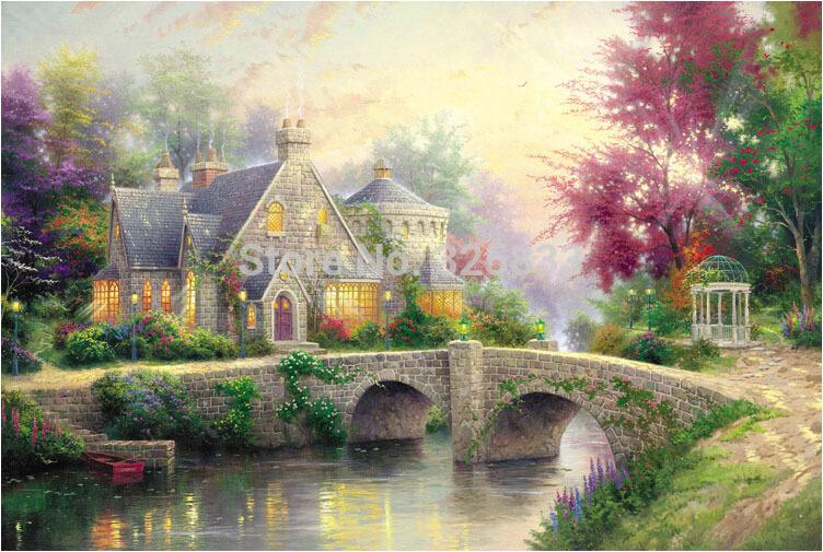 good scenery paintings