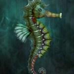 Sea Horse Paintings