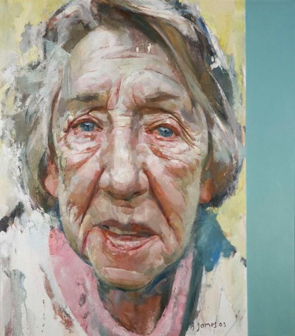 Professional Portrait Painting