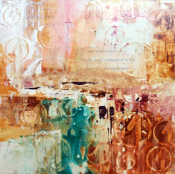 Religious Abstract Paintings