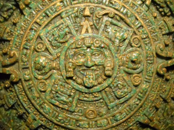 Famous Aztec Paintings