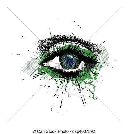 Cool Eye Designs Drawings
