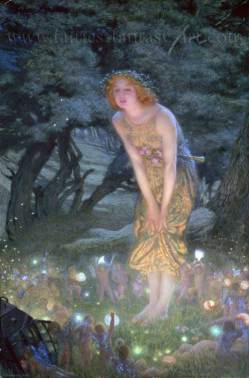 Famous Fairy paintings