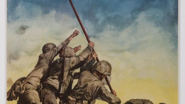 Famous War Paintings