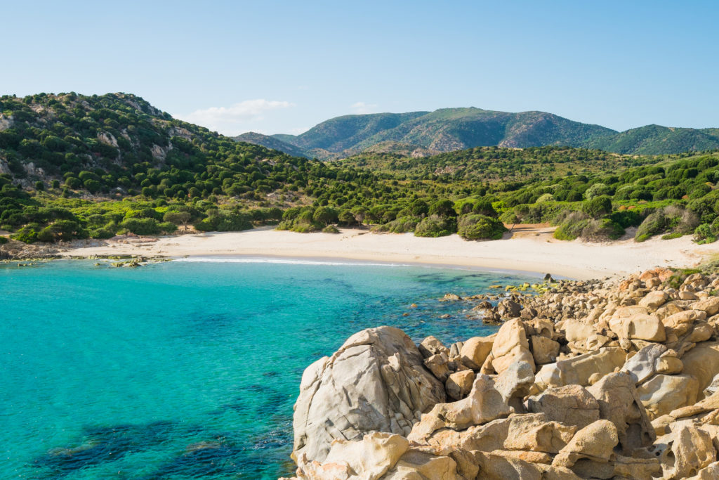 Cala Cipolla (Chia) - Sardegna - ArTravel