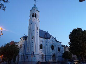 ArTravel | Chiesa Blu | Bratislava