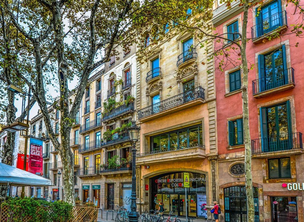 ArTravel | Architettura città | Barcellona