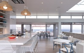 Ocean Deck House Living House
