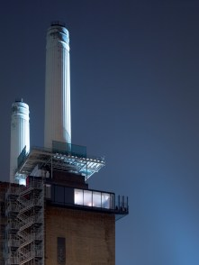 Battersea Power Station Exterior View