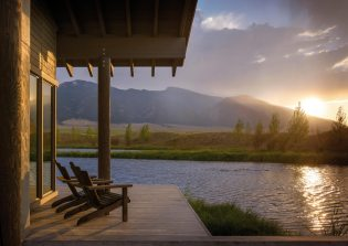 Résidence Montana ponton